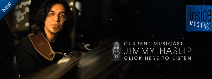 Jimmy Haslip Inside Music Cast interview